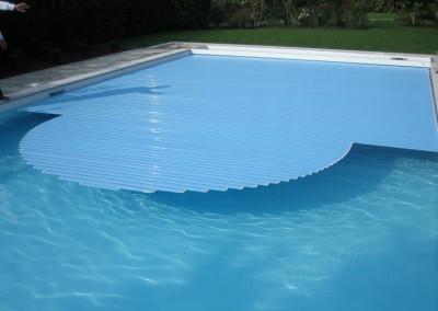 Acquafert Divisione Pool Collaudo tapparella copertura automatizzata piscina