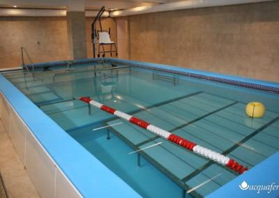 Acquafert Divisione pool vasca fisioterapica