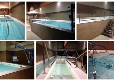 Acquafert piscina riabilitativa