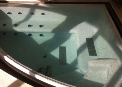 Acquafert vasca idromassaggio rivestita in mosaico