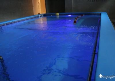 Acquafertpool Illuminazione vasca a LED RGB