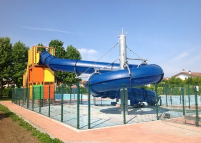 Acquafertpool Parchi acquatici Scivoli e Piscina