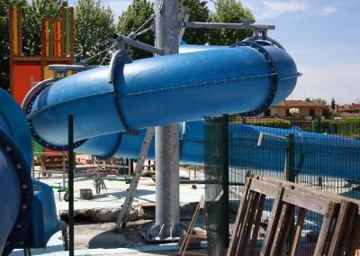 Acquafertpool Parchi acquatici Scivoli e Piscina  (2)