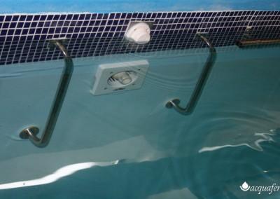 Acquafertpool particolare nuoto Controcorrente