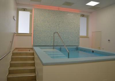 Acquafertpool vasca riabilitativa panoramica
