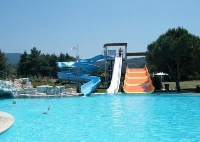 Parchi acquatici Acquafert Scivoli e Area verde