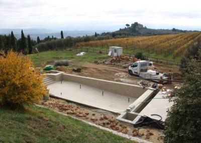 Acquafert Divisione Pool Progetto piscina per agriturismo in Toscana (1)