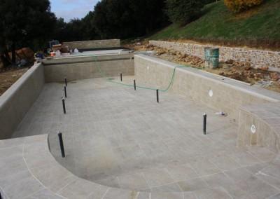 Acquafert Divisione Pool Progetto piscina per agriturismo in Toscana (2)
