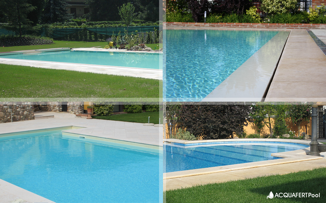 Preparare la piscina per l'estate